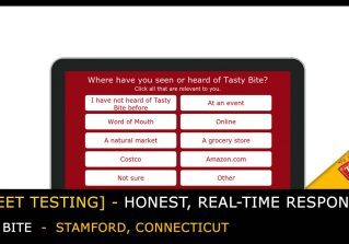 [Success Profile] Road Show – Product Taste Tests