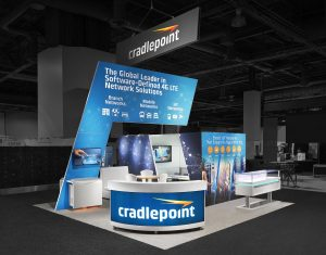 Cradlepoint Trade Show Lead Success